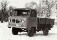 Автомобиль УАЗ-450Д #ХР 39-67. Место съёмки неизвестно
