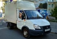"фургон на шасси ""ГАЗель-бизнес"" #У 395 ТР 163. г. Самара, ул. Ульяновская"