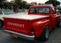 Пикап Chevrolet S350 Pickup. Израиль, Тель Авив