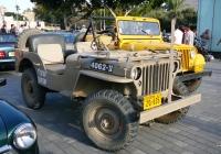 Willys Jeep, #צ-4062. Израиль, Тель Авив