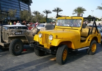 Willys Jeep, #22-540. Израиль, Тель Авив