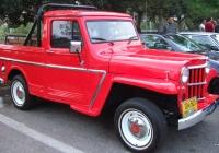 Willys Pickup, #104-503. Израиль, Тель Авив