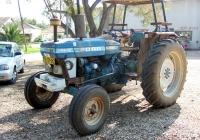 Трактор Ford 4610, #79-101-82. Израиль, Северный округ