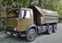 Самосвал КамАЗ-55111 #Н 642 ОР 163. г. Самара, ул. Ново-Желябовская