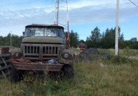 Автомобиль ЗиЛ-131Н. Ленинградская область Всеволожский район дер,Ваганово