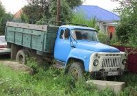 Бортовой автомобиль ГАЗ-52-04 #К 982 НА 22. Алтайский край, Змеиногорск, Заводской переулок