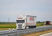 Седельный тягач Scania R410, #5Z3 1066. Чехия, Прага, шоссе Прага - Брно