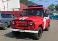 Автомобиль УАЗ-31519 #М 335 ТМ 38. Иркутская область, Листвянка, улица Горького