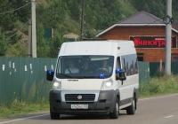 Микроавтобус Нижегородец-FST613 на базе FIAT Ducato #К 525 АС 138. Иркутская область, Листвянка, улица Горького