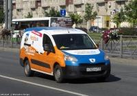 Цельнометаллический фургон  Peugeot Partner #Т 705 УН 178. Санкт-Петербург