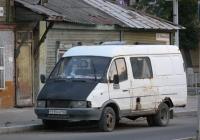 Фургон ГАЗ-2705-406. Самара, Ленинская улица