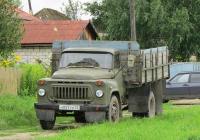 Бортовой автомобиль ГАЗ-52-04 #Н 057 УО 22. Алтайский край, Змеиногорск, улица Ползунова