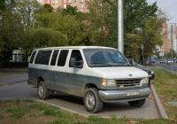 Фургон Ford E-Series #А 322 ТН 126  . Москва, Большая Академическая улица