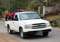 Пикап Toyota Hilux #3F-9505. Мьянма, Таунджи