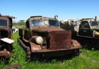 Лёгкий артиллерийский тягач АТ-Л. Алтайский край, Ребрихинский район
