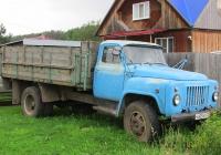 Бортовой автомобиль на шасси ГАЗ-52-01 #У 635 КТ 22. Алтайский край, Змеиногорск