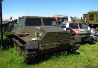 Гусеничный вездеход ГАЗ-47 (ГТ-С). Алтайский край, Ребрихинский район
