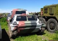 Гусеничный вездеход ГАЗ-71(ГТ-СМ). Алтайский край, Ребрихинский район