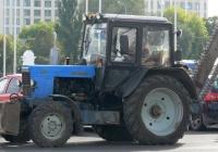 Экскаватор траншейный цепной ЭТЦ-2086 тракторе Беларус-82.1. г. Самара, ул. Чапаевская
