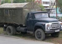 Автомастерская на шасси ЗиЛ-130*. г. Самара, ул. Энтузиастов
