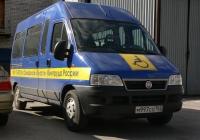 «Микроавтобус для перевозки инвалидов на базе Фиат Дукато» #М 997 СО 163. г. Самара, ул. Фрунзе