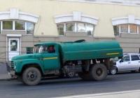 Поливомоечная машина КПМ-130 на шасси ЗиЛ-130*. г. Самара, ул. Венцека