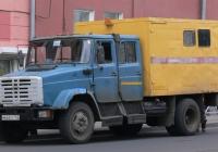 Автомобиль аварийной службы ТТУ на шасси ЗиЛ-4331*. г. Самара, ул. Венцека