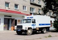 Автозак 3309-АЗ на шасси ГАЗ-3309 #М 1309 60. Псков, улица, Александра Невского