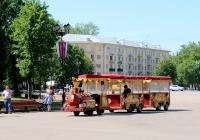 Автопоезд парковый. Великий Новгород, площадь Победы-Софийская
