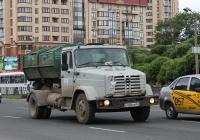 Мультилифт МСК-10-01 на шасси ЗИЛ-433360. Псков, Юбилейная улица