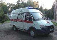 АСМП на базе ГАЗ-3221 #О 633 СХ 47. Ленинградская область,Колтуши