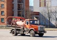 КО-510 на шасси ЗИЛ-433362 #Н 964 ЕР 60. Псков, Инженерная улица