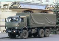 Автомобиль КамАЗ-53501 #2079 ех 76. г. Самара, ул. Мичурина