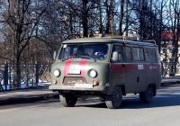 Аварийная машина на базе УАЗ-390995 #Т 360 ЕТ 60. Псков, улица Леона Поземского