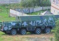 Автомобиль МАЗ-7310. Алтайский край, Змеиногорск