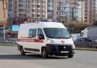 АСМП Нижегородец FST-402 на шасси Fiat Ducato #А 687 МР 60. Псков, Юбилейная улица