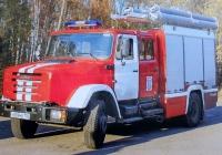 Пожарная автоцистерна АЦ-2,0-20/2 Rosenbauer на шасси ЗиЛ-433184 #Н 089 МЕ 150, создан один опытный образец, 2009 год. . Московская область