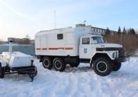 КУНГ К131 на шасси ЗИЛ-131 #Н 046 КА 60 и полевая кухня КП-130. Псков, Инженерная улица
