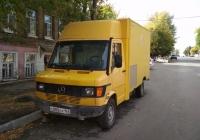 Цельнометаллический фургон на шасси Mercedes-Benz 308D #с 880 оу 163. г. Самара, ул. Пионерская