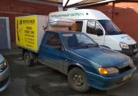 Изотермический фургон ВИС-2347 #с 640 ке 163. г. Самара, ул. Фрунзе