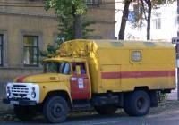 Мастерская на шасси ЗиЛ-130 #у 026 мн 63. г. Самара, ул. Галактионовская