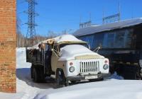Самосвал ГАЗ-САЗ-53Б на шасси ГАЗ-53-02 #Н 293 АТ 54. Новосибирск, Инженерная улица