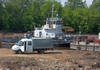 грузовой автомобиль ГАЗ-33023-288 «Фермер». Московская область, г. Икша, территория шлюза №6
