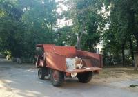 Самоходное шасси. Приднестровье, Тирасполь, Одесская улица