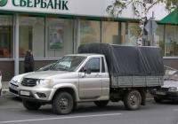 грузовик UAZ Patriot Cargo (УАЗ-23602) #х 606 ма 163. г. Самара, ул. Вилоновская
