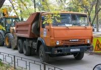 самосвал КамАЗ-5511  #у 754 мс 63. г. Самара, ул. Коммунистическая