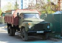 Самосвал ГАЗ-САЗ-3507 на шасси ГАЗ-53-14 #О 096 ТМ 54. Новосибирская область, Бердск
