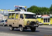 Микроавтобус ТС-17144У на шасси УАЗ-3303. Алтайский край, Барнаул, Власихинская улица