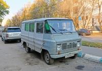Цельнометаллический фургон Zuk A06B #О 254 ВН 48. Москва, улица Клары Цеткин