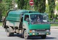 Мусоровоз на шасси Mitsubishi Fuso Canter #С 299 УС 66. Курганская область, Шадринск, улица Свердлова